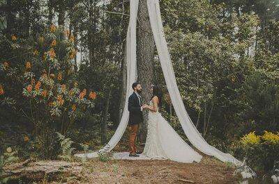Las 5 ideas más originales para decorar tu boda con flores naturales
