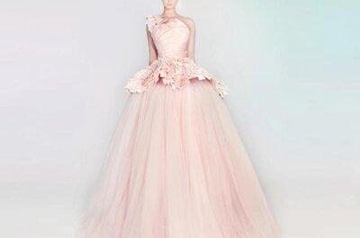 PasteLOVE suknie na wesele od Rami Kadi