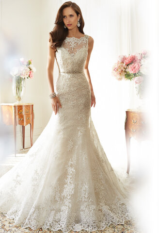 Pure luxury in the 2015 bridal collection by Sophia Tolli