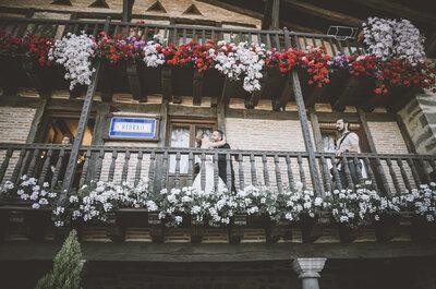 Los 12 mejores lugares de celebración de bodas en Bizkaia
