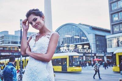 8 segnali che rivelano che NON è l'abito da sposa giusto per te