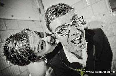 Kurier weselny - niespodzianka dla gości, prezent dla młodej pary i dużo innych...