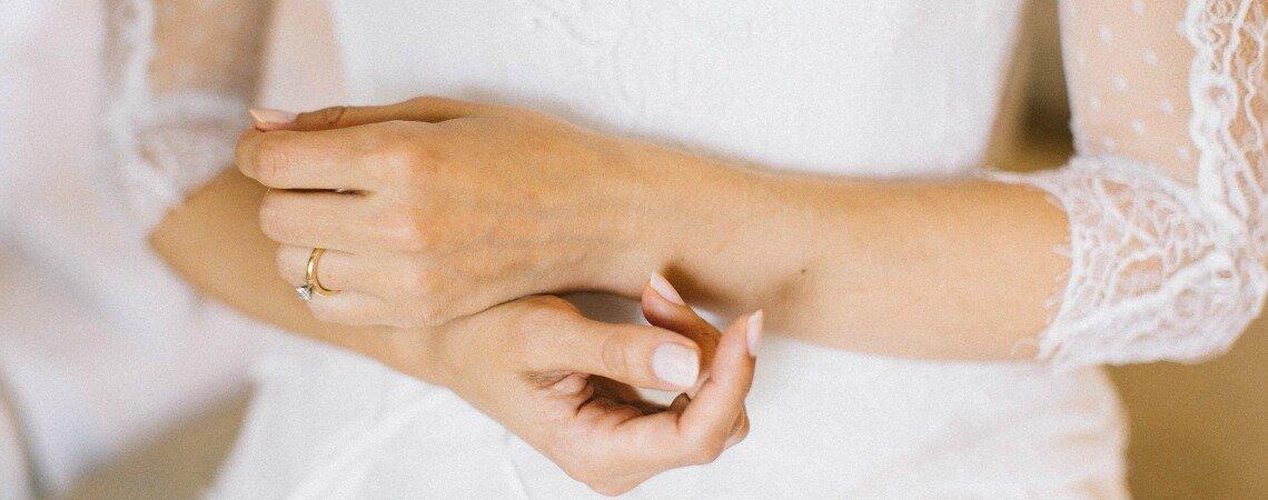 Maniküre für die Braut 2016: Tipps von Beauty-Expertin Lisa Firle.