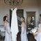 Robe de mariée, quelques détails - Roberto et María