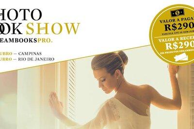 Photo Book Show SP e Rio: evento imperdível para os melhores fotógrafos de casamento!