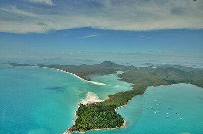 Sogni un viaggio di nozze in Australia? Scopri con la nostra inviata speciale l'arcipelago delle magiche Whitsundays
