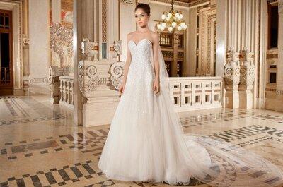 Aciertos y desaciertos a la hora de elegir el vestido de novia. ¡Toma nota!
