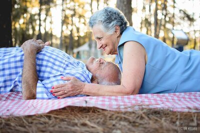 Como chegar FELIZ aos 60 anos de casamento!