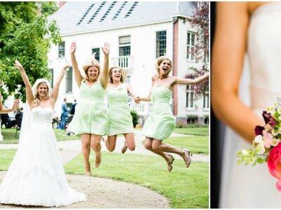 De beste bruidsfotografen uit Utrecht, geen twijfel mogelijk!