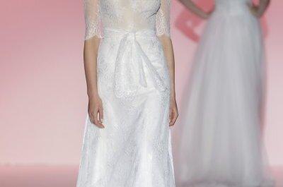 Vestidos de noiva românticos da colecção 2015, One Day de Hannibal Laguna - BBW