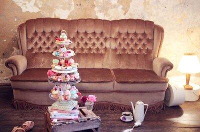 Süße Kunstwerke: 7 wunderbare Alternativen zur klassischen Hochzeitstorte