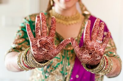 Desvelamos todos os detalhes de um casamento indiano: Jeissica e Vishnus