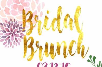 Brunch Season Bride: La organización de la boda ¡desde cero!