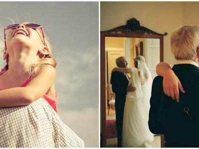 15 motivos por los que una novia necesita a su padre ahora y siempre