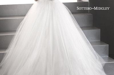Découvrez les robes de mariée de la collection Classic Styles 2015 de Sottero & Midgley.