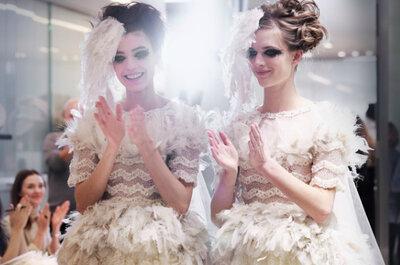 Vestidos de noiva top de estilistas internacionais 2013
