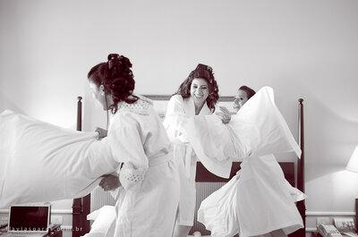 Las horas previas del día de tu boda, por Kelo Puime