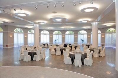 Una finca de bodas con 4 estilos distintos: rústico, romántico, vintage o íntimo