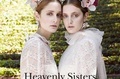 Heavenly Sisters, la nueva colección 2013 de Yolan Cris
