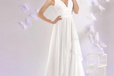 Just For You 2016 : des robes de mariée sensuelles et romantiques à prix doux