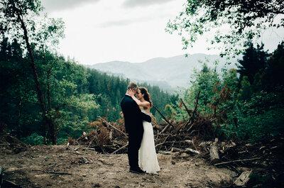 Sinceridad y perseverancia: la boda de Susana y Julian en un caserío vasco