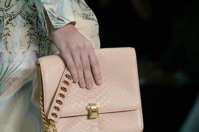 Los bolsos de la nueva colección de Cavalli, para invitadas de boda atrevidas