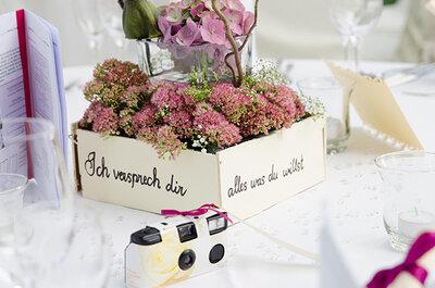 Hochzeitsplanerin für Ihre Traumhochzeit