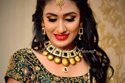 Top 18 Bridal Makeup artists in Bangalore