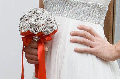 ¿Cuál es la diferencia entre un 'bouquet' y un ramo de novia?
