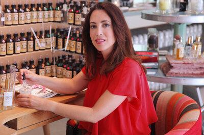 Los perfumes personalizados para tu boda por Ana Corsini