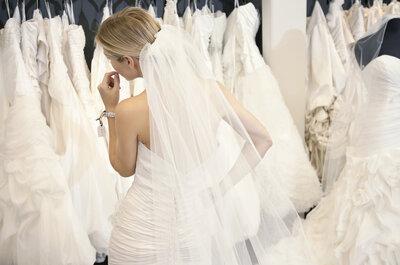 5 consigli per scegliere 'serenamente' il tuo abito da sposa