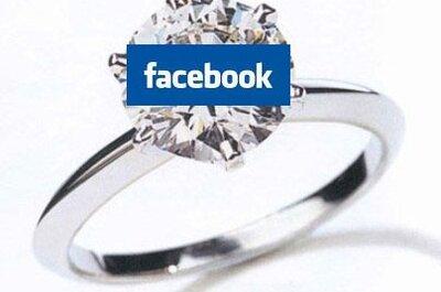 Man Proposes Via Facebook Status Update