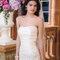 Suknia ślubna z odkrytymi ramionami, Foto: Sincerity Bridal 2015
