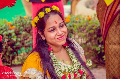 How   you can add more fun and color to your mehndi ceremony
