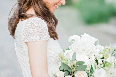 5 tips importantes que debes tomar en cuenta para verte sensacional en tu vestido de novia