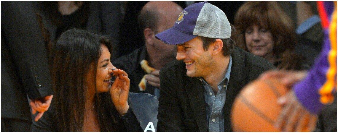 """Ashton Kutcher y Mila Kunis se dan el """"sí, quiero"""" en secreto"""