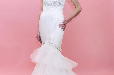 Badgley Mischka Kollektionen 2013 - elegante und romantische Brautkleider