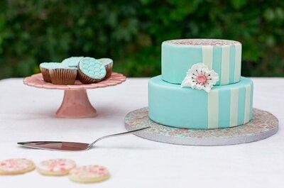 Bolinhos à Medida para o seu casamento: a escolha mais deliciosa!