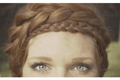 6 peinados de fiesta en tendencia para bodas 2014