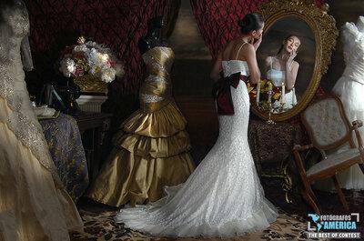 Fotógrafos ganadores de las mejores fotografías de bodas en México