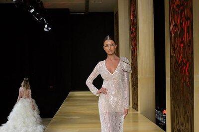 Vestidos de noiva para mulheres baixinhas 2017: modelos que te deixarão nas alturas!