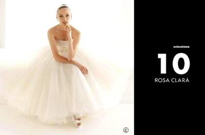 Veils for Rosa Clara wedding dresses 2010