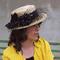 Boater hoeden, een trouwtrend voor 2014. Foto: Anne Poupée