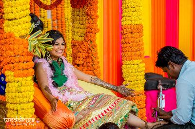 Interesting Tips  for Bridal Mehndi