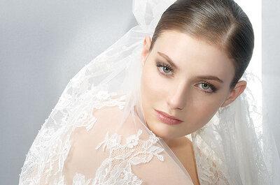 Die schönsten Brautschleier für 2014