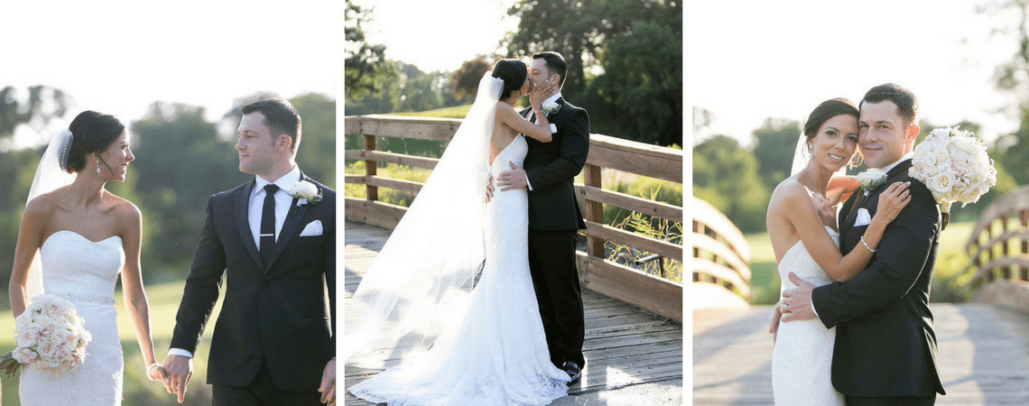 Katie + Mike: From Work Colleagues to Husband and Wife