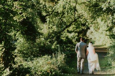 ¿Cómo elegir la estación apropiada para tu matrimonio?