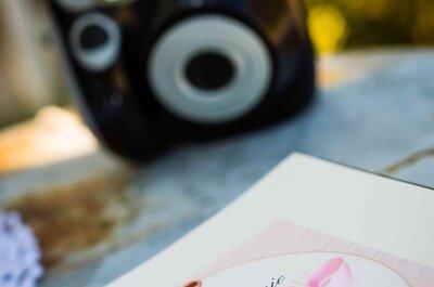 Vos faire-parts de mariage avec Label' Emotion Paris