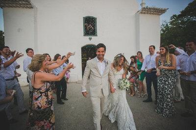 Casamento na praia de Julia & Felipe em Trancoso: um fim de semana inesquecível no paraíso!