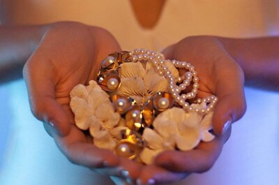 Como escolher joias com PEDRAS & PÉROLAS perfeitas para noivas!